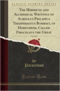 paracelsus book